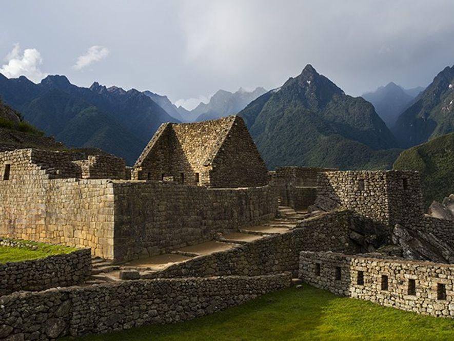 Le Machu Picchu est l'illustration de solides compétences en aménagement urbain. Ses bâtiments, ses murailles, ses ...