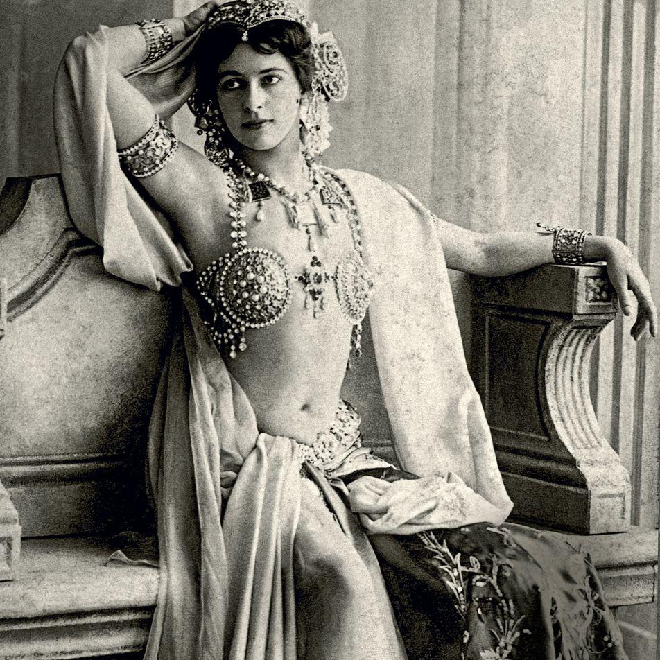 Mata Hari, la femme fatale victime de la Grande Guerre