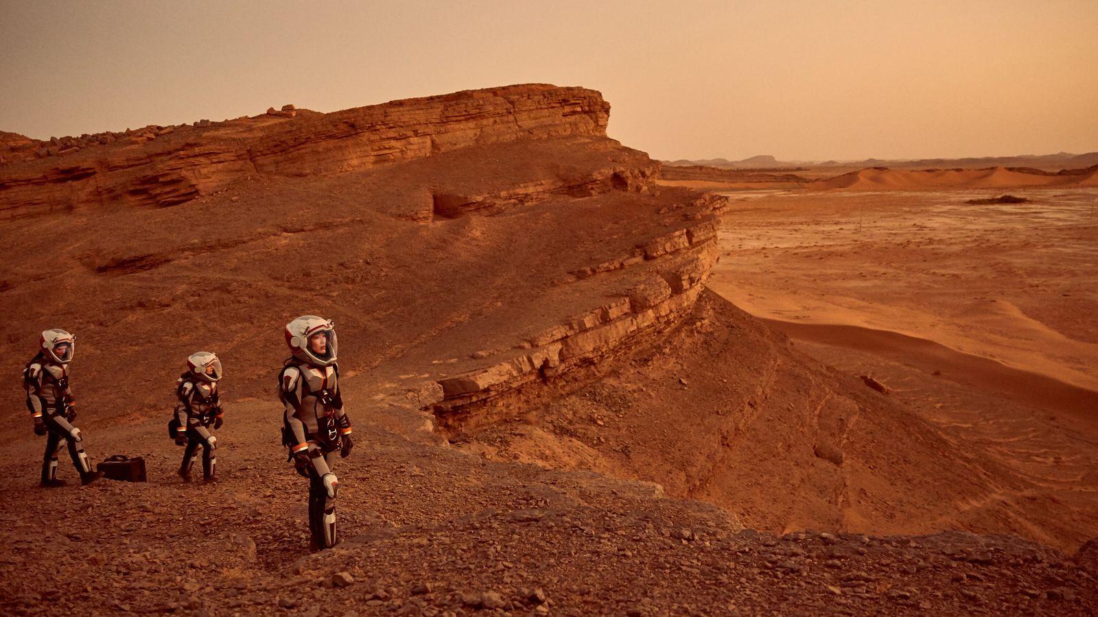 MARS – Série disponible en streaming sur Disney+ depuis le 23 Février 2021.