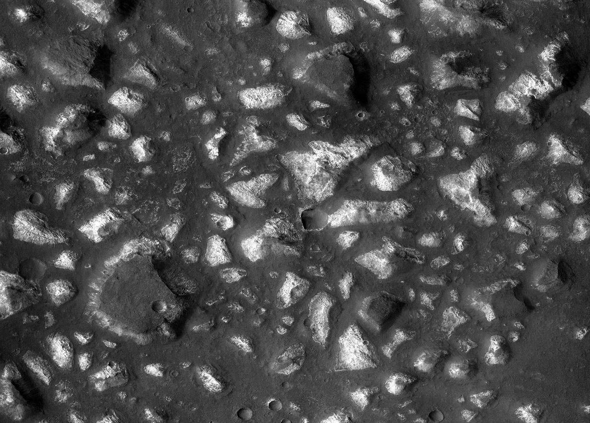 En octobre 2017, les scientifiques ont eu la preuve qu'il y a 3.7 milliards d'années, le ...