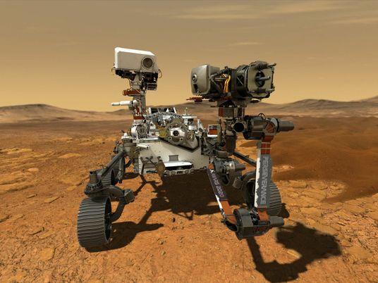 Avec Mars AR, en route pour la planète rouge