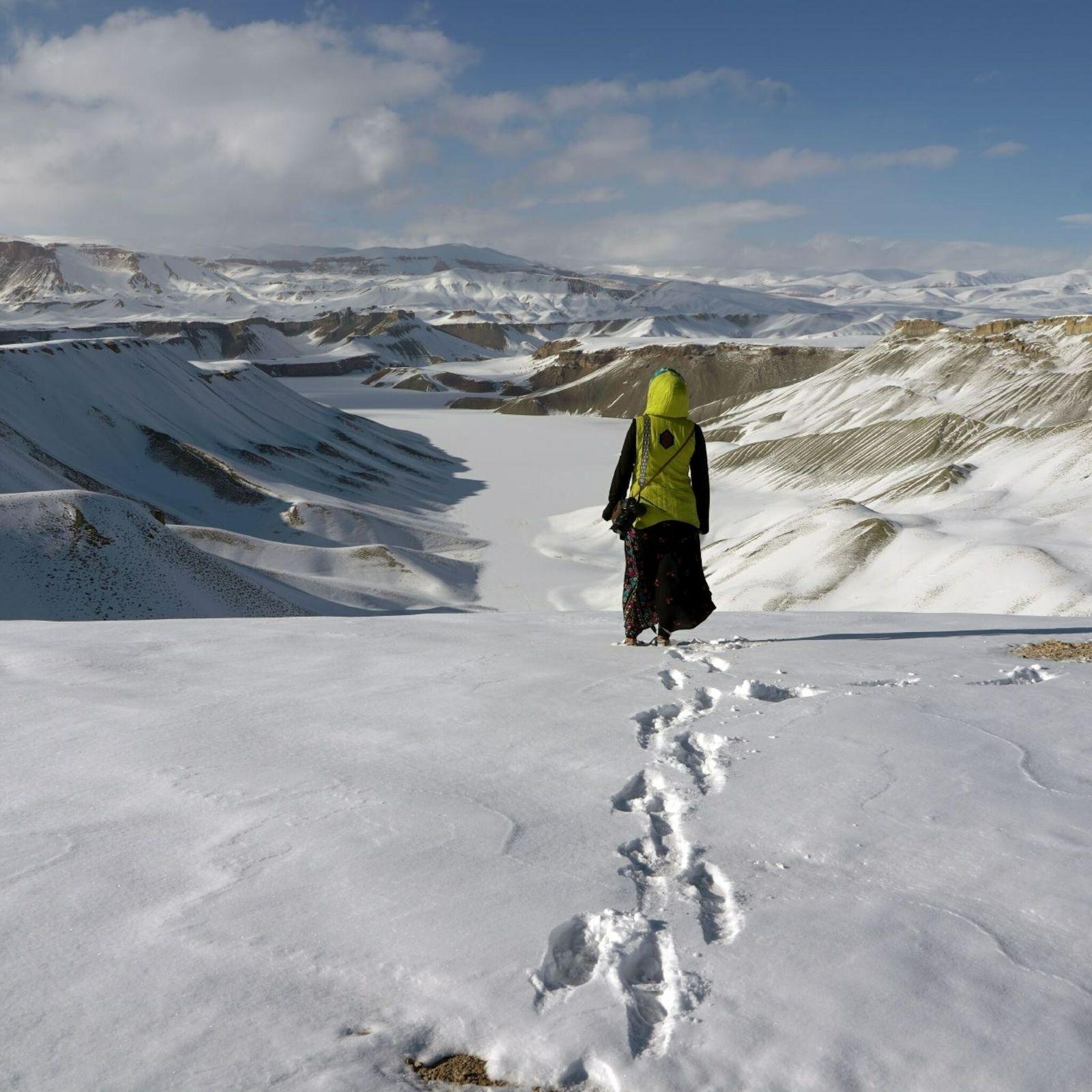 Le parc national de Band-e-Amir