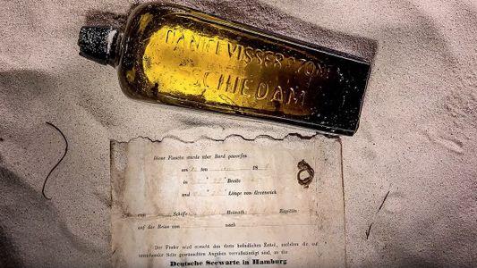La plus vieille bouteille à la mer du monde découverte en Australie