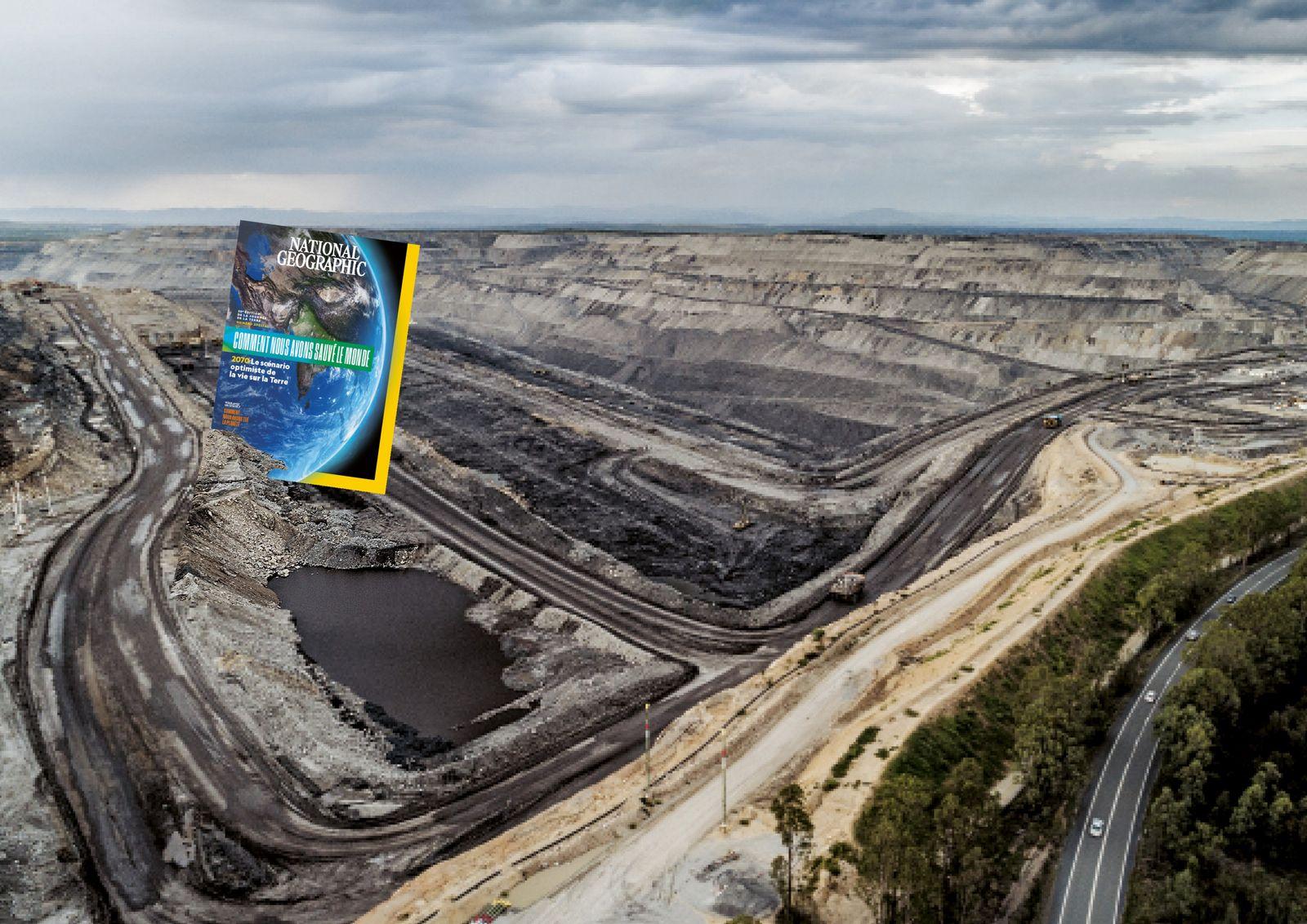 Sommaire du magazine National Geographic d'avril 2020 : Comment nous avons sauvé (ou tué) la planète