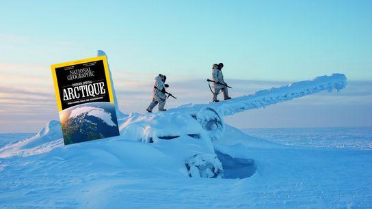Magazine National Geographic de septembre 2019 : Arctique