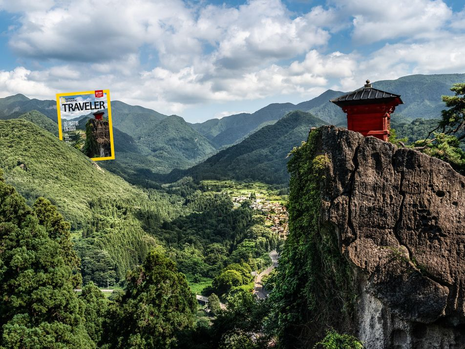 Sommaire du magazine Traveler n° 17 : Où partir en 2020