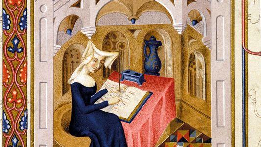 Christine de Pisan, la première femme de lettres française