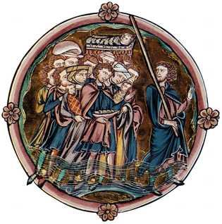 Nicolas de Cologne croyait que la Méditerranée s'ouvrirait devant lui comme la mer Rouge l'avait fait ...