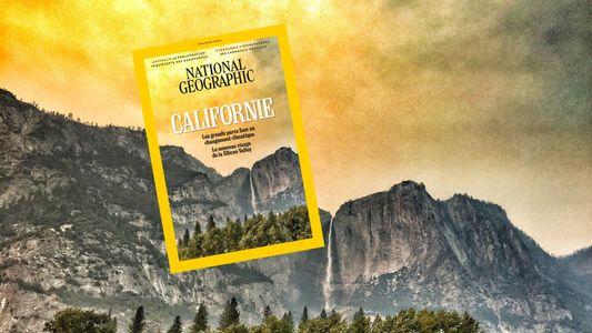 Sommaire du magazine National Geographic de février 2019 : la Californie