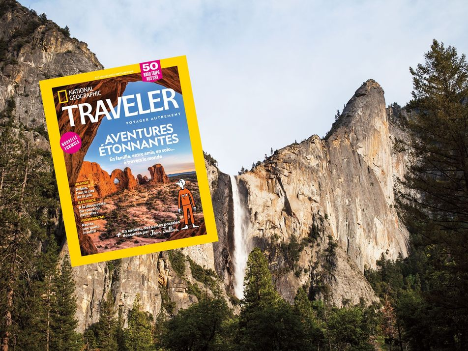 Sommaire du magazine Traveler n° 11 : Aventures étonnantes