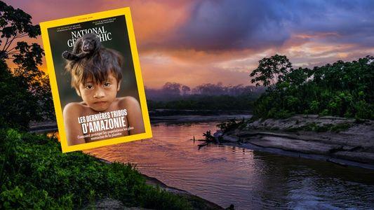 Sommaire du magazine National Geographic d'octobre 2018 : les dernières tribus d'Amazonie