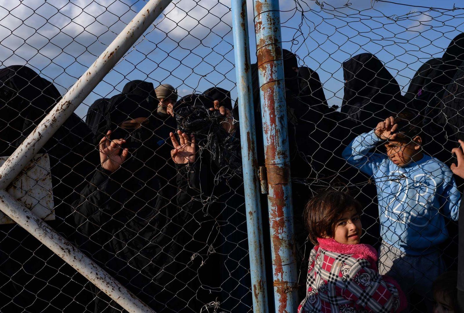 Syrie : une crise humanitaire émerge dans les sillons de l'État Islamique