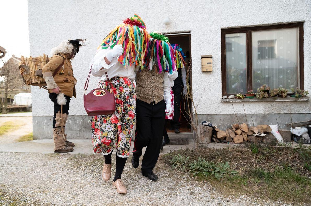 Le Pust est un événement débordant de joie et l'une des célébrations culturelles les plus importantes ...