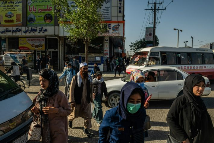 Jadis un refuge pour les nouveaux arrivants du groupe ethnique minoritaire Hazara, le quartier de Dasht-e ...