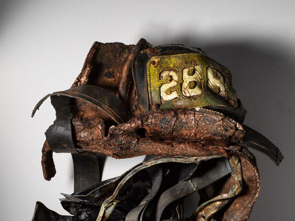 Les reliques du 11 septembre, témoignages de mort et de souffrance