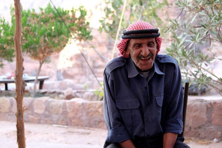Mofleh compte sur l'afflux touristique pour gagner sa vie