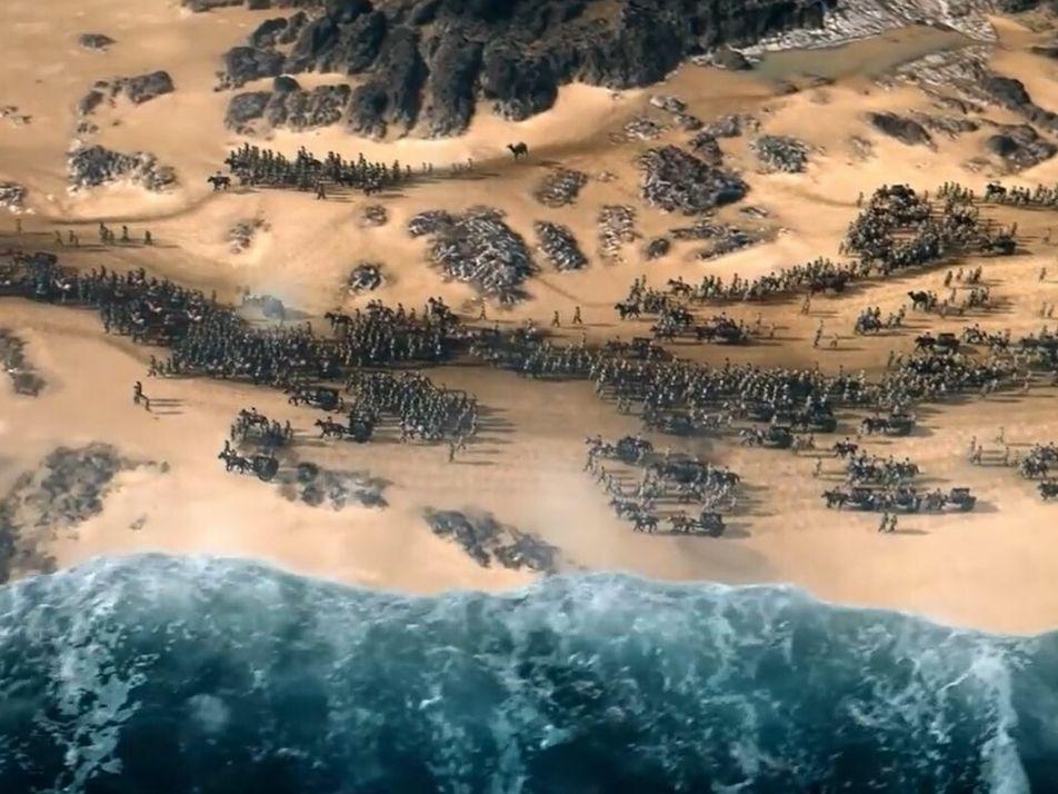 Moïse aurait-il vraiment pu écarter la mer Rouge ?