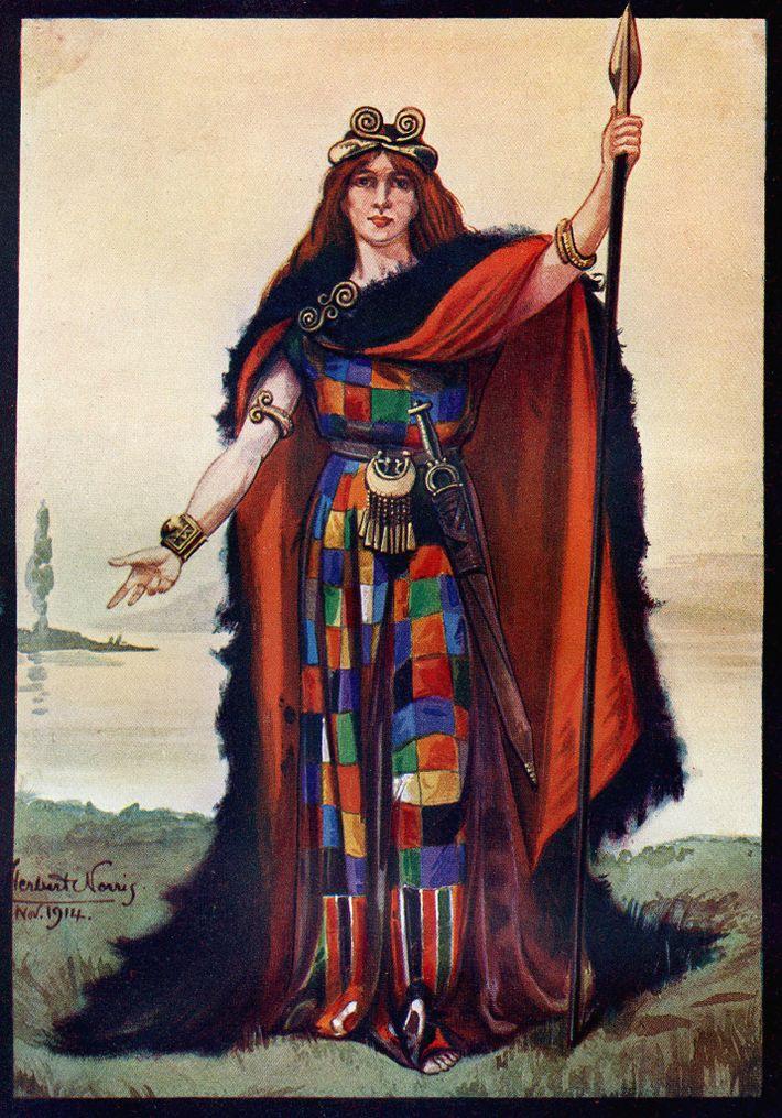 Fervente défenseure de sa tribu et de sa famille, Boadicée mène un mouvement de révolte contre ...