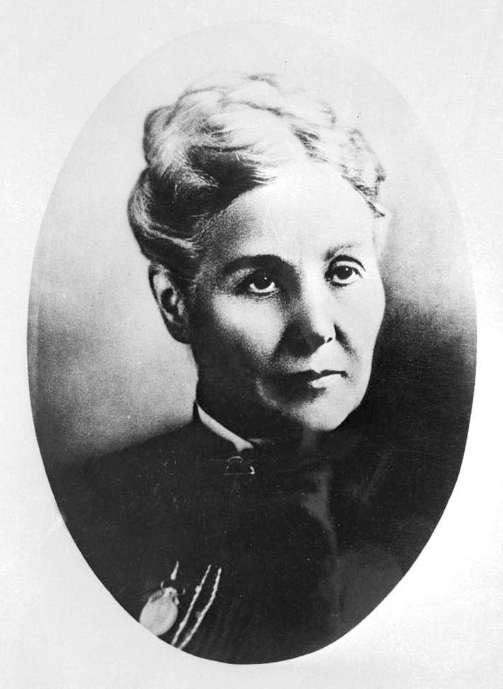 Ann Reeves Jarvis, qui a lutté pour la paix après la guerre civile américaine, est l'initiatrice ...