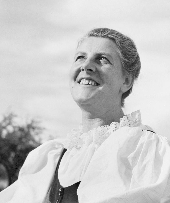 Maria von Trapp, la femme qui a inspiré la création de la comédie musicale The Sound ...