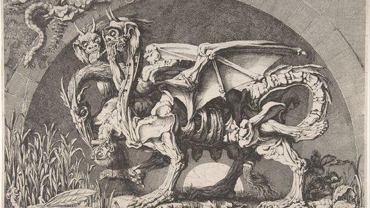 Contes, légendes et créatures sanguinaires