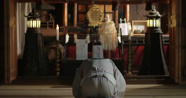 Les trois monts de Dewa, place forte du bouddhisme japonais