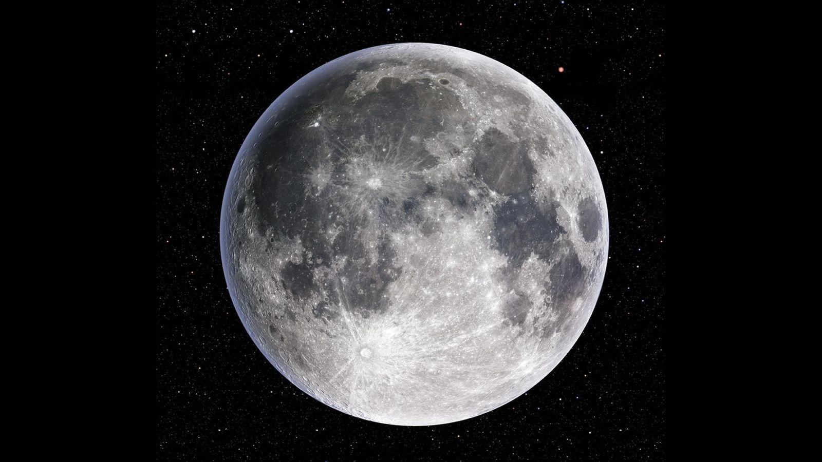 Cela prend environ 27 jours pour la Lune de faire le tour de la planète Terre.