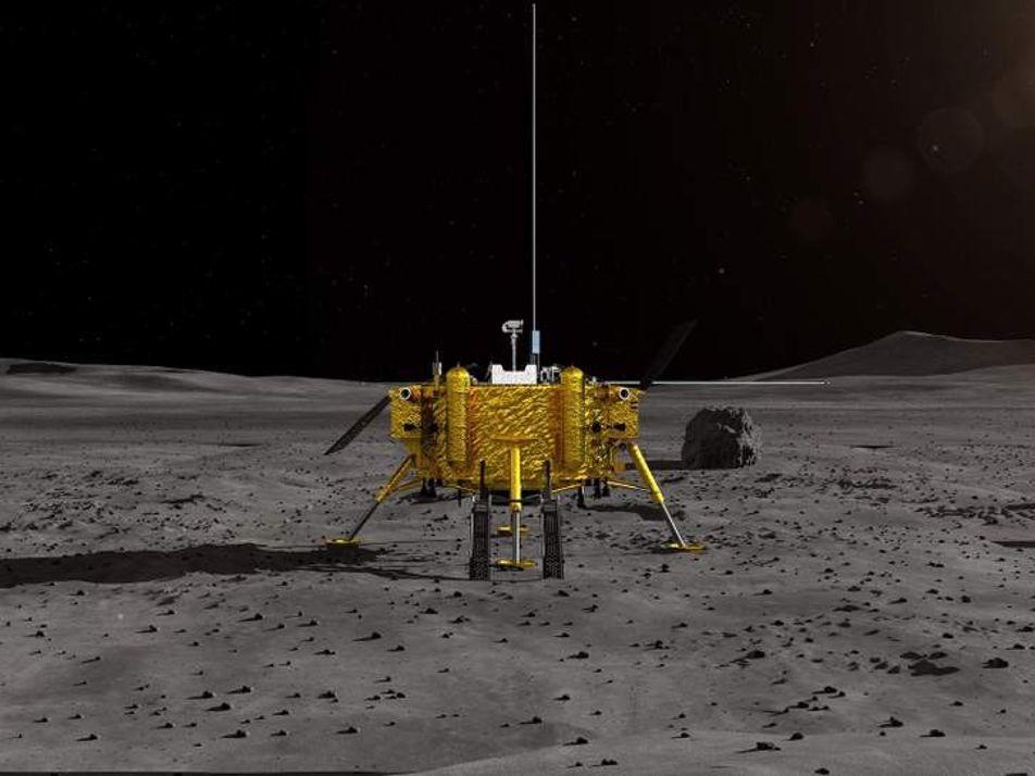 La Chine s'est posée sur la face cachée de la Lune. Que va-t-elle y faire ?