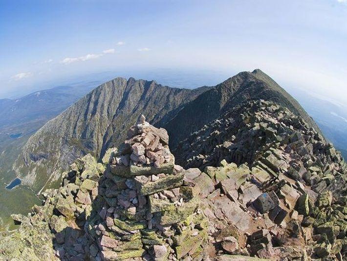 Mont Katahdin, Maine, États-Unis
