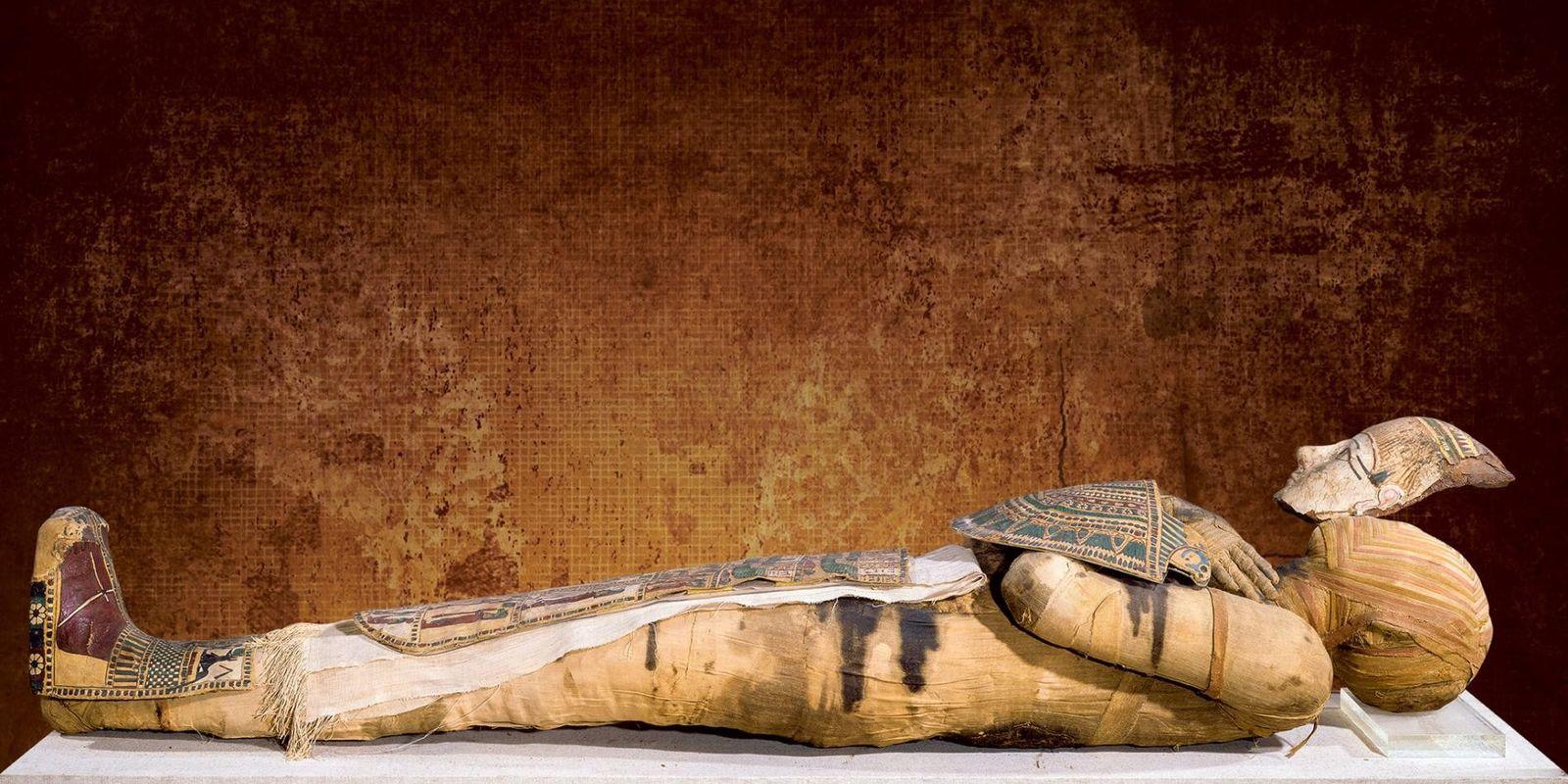 Égypte antique : comment momifier un cadavre en 70 jours (ou moins) ?