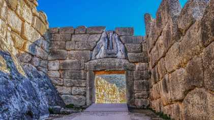 Mycènes, la citadelle mythique