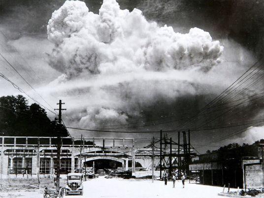 1945 - Nagasaki n'était pas la première cible du bombardement atomique américain
