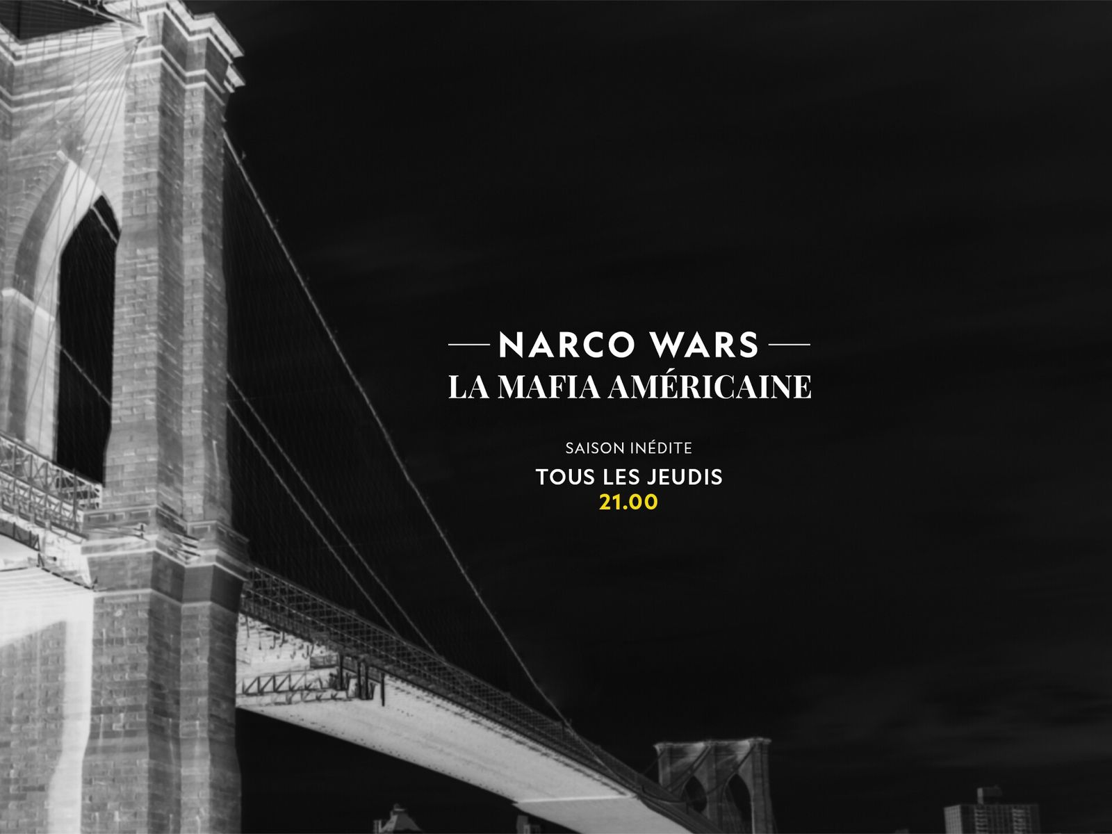 Narco Wars.