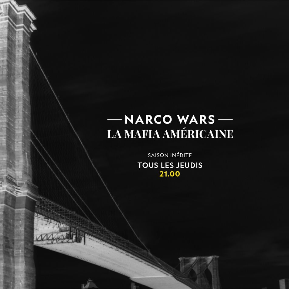 Narco Wars : la mafia américaine