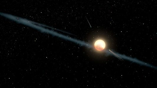 Aucune structure extraterrestre n'a été détectée autour de l'étoile de Tabby