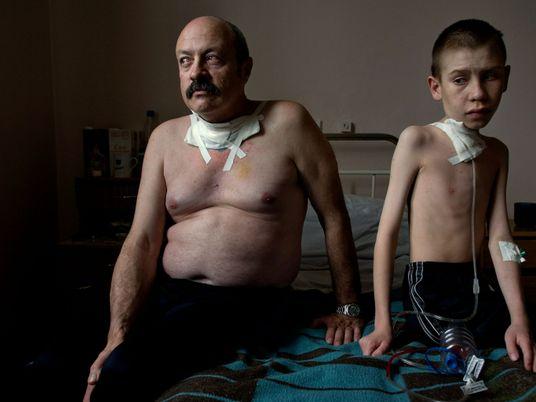 Les enfants des survivants de Tchernobyl ne présentent pas plus de mutations génétiques que les autres