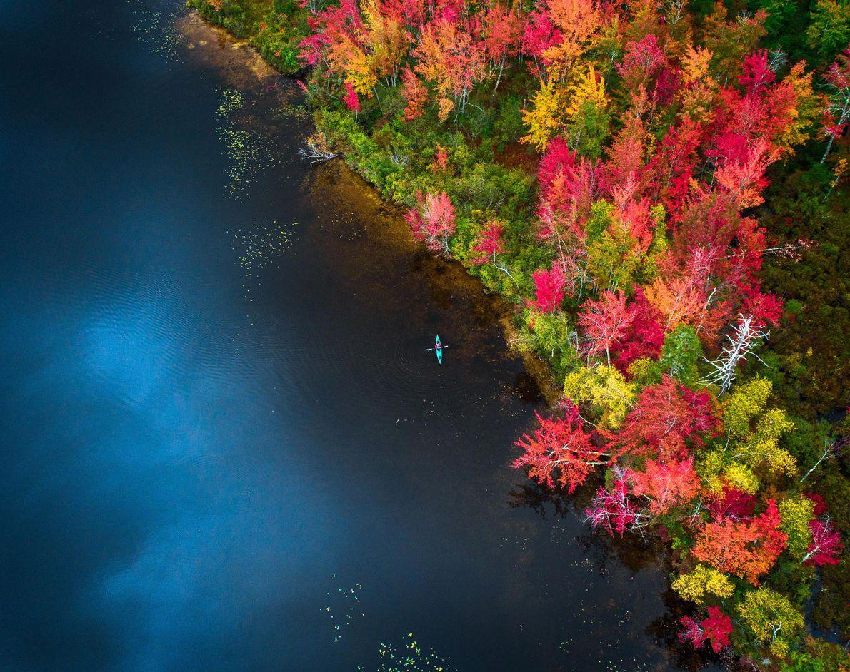 Chocorua Lake, New Hampshire