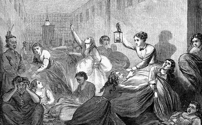 L'article de Bly sur les conditions de vie des femmes au sein de l'hôpital de la ...