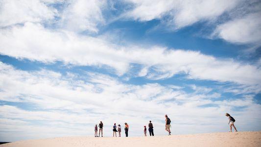 Les anciens lacs australiens révèlent l'histoire de premiers hommes