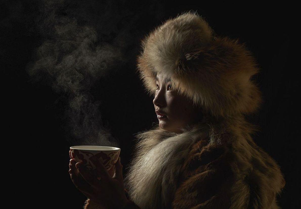 CATÉGORIE PORTRAITS - Pendant longtemps, j'ai été fasciné par l'ancienne méthode de chasse mongole qui ont ...