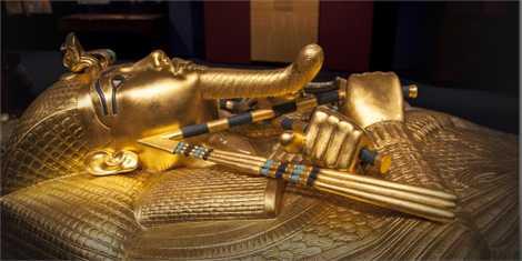 Égypte : reprise des explorations dans le tombeau de Toutânkhamon