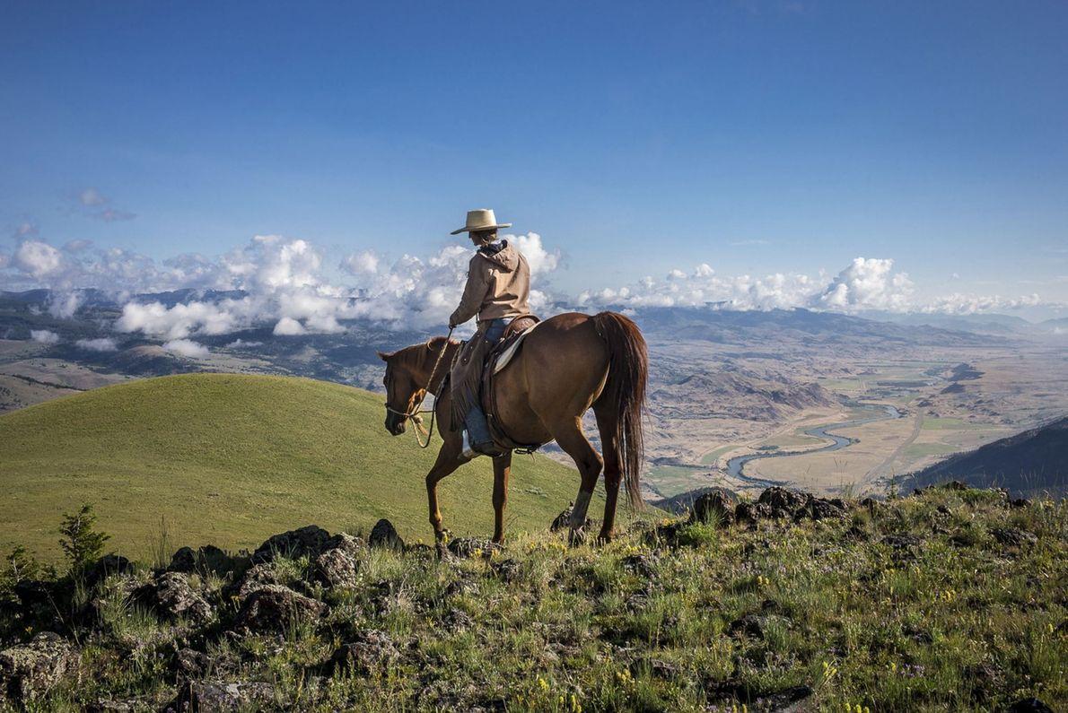 La vie au ranch