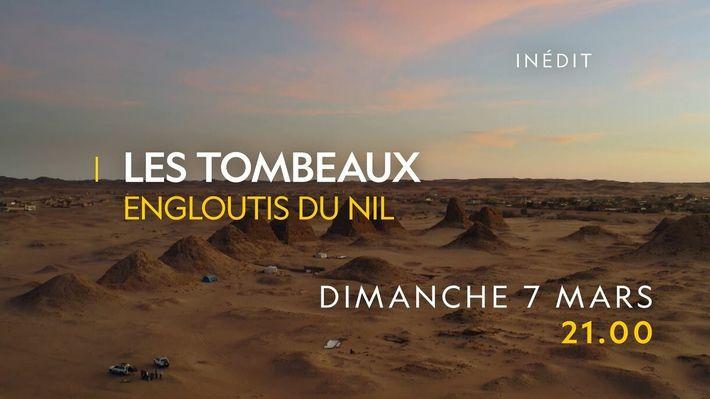 Les tombeaux engloutis du Nil | Bande annonce