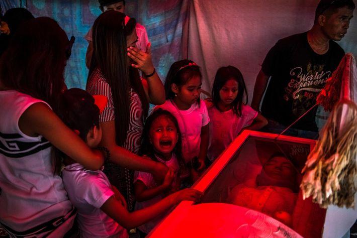 Aux Philippines, une supposée « guerre contre les drogues » sert de prétexte pour tuer des milliers de ...