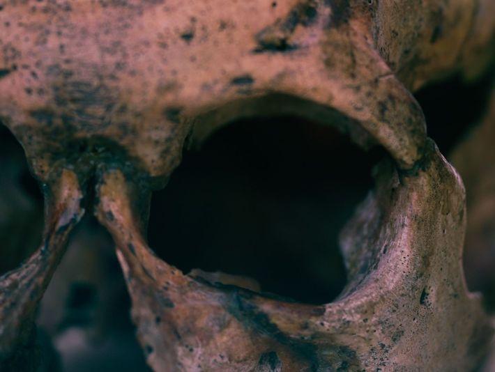 Découverte d'un étrange cimetière inca