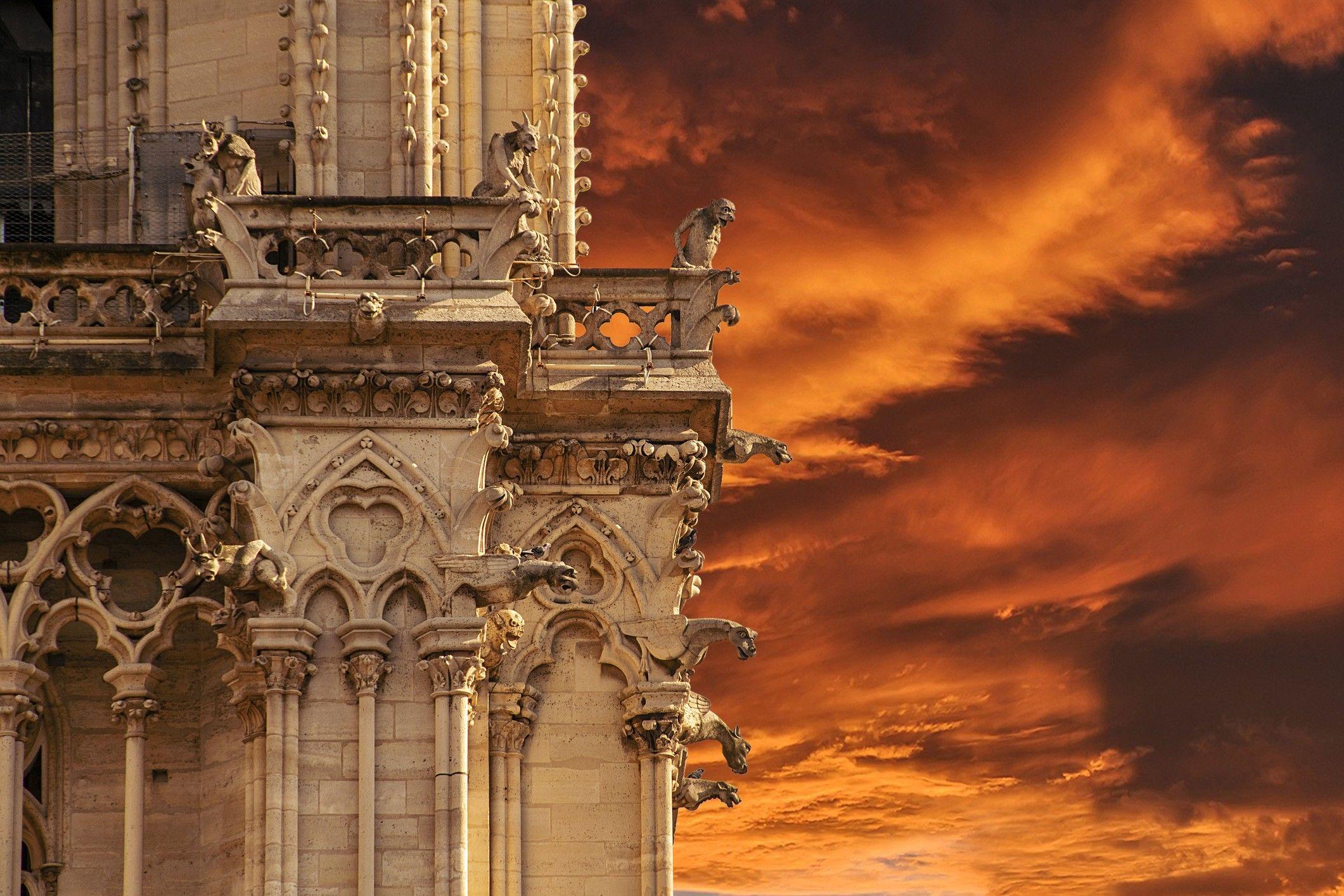 Incendie de Notre-Dame, un an après