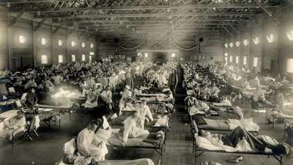 Il y a 103 ans commençait la plus grande pandémie de l'Histoire