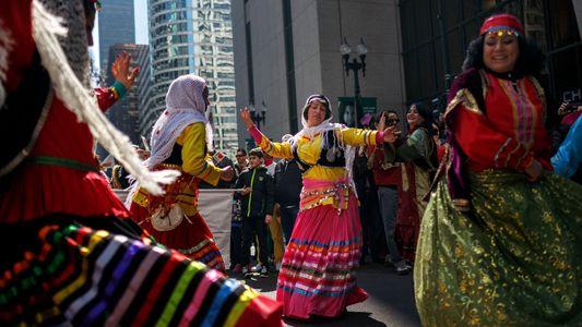 Norouz : célébrer le printemps et la nouvelle année du calendrier persan