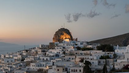 À la découverte de l'île grecque d'Amorgos