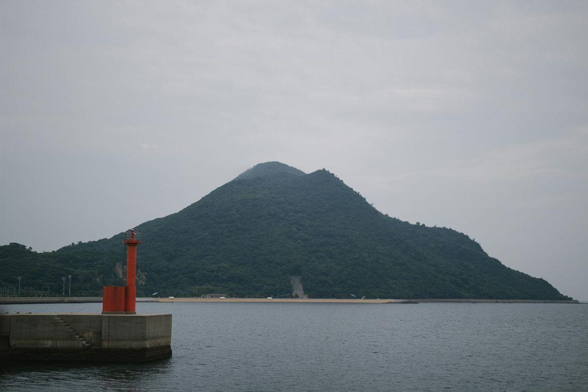 Himeshima, qui signifie l'île de la princesse, est un îlot situé au large de Kyushu dans ...